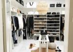 China China Factory Walk In Closet Wardrobe MDF Material Bedroom Furniture wholesale