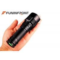 1000 LMs CREE XM-L T6 LED Torch Zoom Handheld Portable Outdoor Camp Lantern