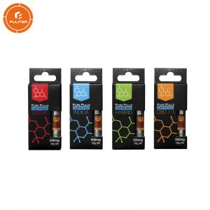 China Disposable Cartridge Packaging Box , Electronic Vape Cigarette Pack Holder on sale