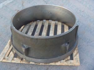 China Stoneax Adapter ring crusher spare parts used to ore and Rock cone breaker on sale