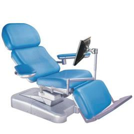 China Hospital Electric Dialysis Chair / Blood Donor Chair on sale