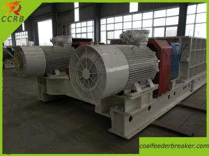 China Roller Coal Crusher Price for Thermal Power Plant on sale