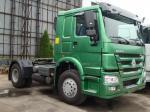 RHD Howo Tractor Head Truck 30 Tons 4X2 6 Wheeler Sinotruk 290hp Trailer Truck Head