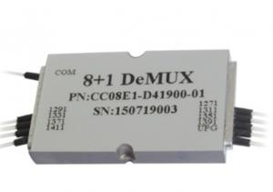 China 8ch Passive CCWDM MUX DEMUX Compact Module Low IL for Optical Network OTN Chinese supplier on sale
