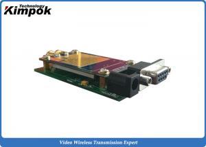 China 900Mhz High Speed Long Range Wireless Transceiver 1 Watt RS-232 / RS485 Data Radio on sale