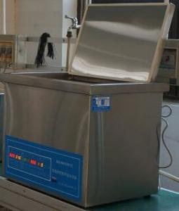 China Large Volume Digital Ultrasonic Cleaner Controlled By Computer With LED Display And Touch Switch on sale