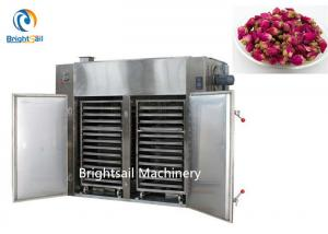 China Herb Dryer Oven Machine Rose Flower Ginseng Hot Air Circulation Drying Stable on sale