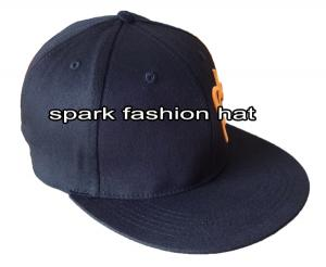 Quality Os meninos formam o chapéu cabido do hip-hop da borda cabo flexível liso for sale