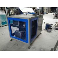 Glue Gun Freezer Double Glazing Equipment , Insulating Glass Machine