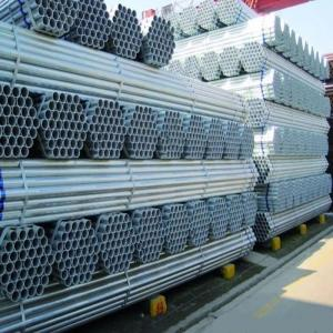 China Hogalvanized Black Steel Pipe Hot Rolled Technique API Certification on sale