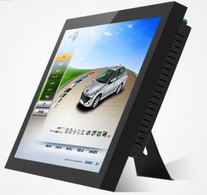 China Multifunction Touch Screen All In One PC 1900 4 Cores For Monitoring And Outdoor Kiosk on sale