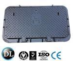JRC CW2 Ductile iron manhole cover for DU