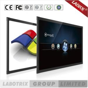 China Custom Infrared Multi-Touch Screen Plug and Play To HDMI / USB on sale