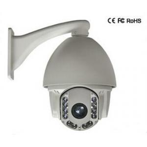 China High speed dome camera,30X Optical zoom Analog Zoom PTZ cameras cctv 700TVL 6 IR camera on sale