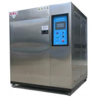 Environmental Thermal Testing 150L Heat Shock Thermal Shock Chamber For Electronic Materials