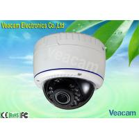 Outside Adjusting 4-9mm Manual Zoom Lens Vandal Proof Dome Camera 30M IR Working Distance