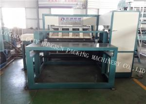 China Customized Color Pulp Egg Tray Making Machine Gas / Oil Fuel 30000KGS on sale