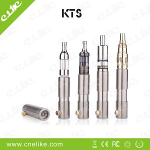 China Electronic Cigarette Mechanical Telescopic Kts E Cigarette with Durable Batteries on sale