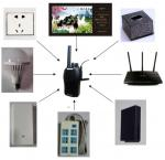 Long Transmission Wall Listening Device Wireless Listening System Built In Microphone