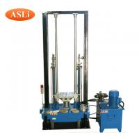 Mechanical / Hydraulic Drive Acceleration Shock Testing Machine for Impact Test