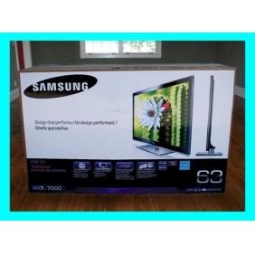 China Samsung - UN55C7000 - 55 LED-backlit LCD TV - 1080P FullHD on sale