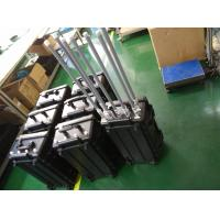 China Inside Battery Portable Mobile Phone Jammer GSM / DCS 7 Band 350W For Patrol / Army on sale