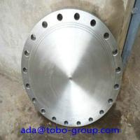 A182 ANSI B16.48 UNS 32750 / F53 1 Inch CL150 Spectacle Blind Flange Anti-rust Oil