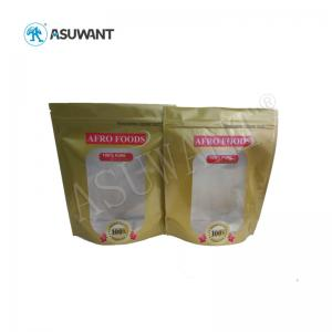 China Eco Friendly Aluminum Bags Food Packaging Laminated Material Industry Heat Seal on sale