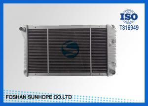 China GM 1977-1985 DELTA88 All Aluminum Radiator Core 26MM DPI168 100% Leak Tested GM1010 on sale