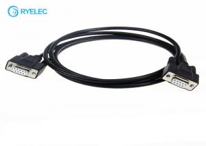 China Laptop / Computer Custom Cable Assemblies Molding D - Sub Connector Available on sale