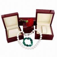 luxurious wooden watch box