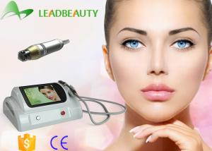 China Wrinkle removal micro needle fractional RF device/ anti aging machine Fractional RF microneedle rf machine on sale