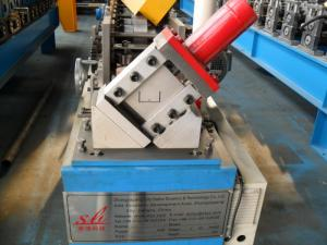 China Manual / Hydraulic Ceiling Roll Forming Machine , Steel Frame Roll Forming Machine 4KW on sale