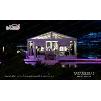 Transparent 10 x 15 meter  outdoor party tent  for outdoor temporary Wedding