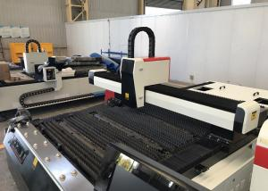 China High Power Metal Pipe Laser Cutting Machine , 3KW Laser Tube Cutting Equipment on sale