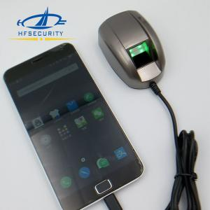 China HF4000 Copetitive Price Portable Android USB OEM ODM Finger Scanner Readers on sale