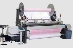 China HYRL-788A Dobby Shedding Electronic Terry Towel Loom Machine, Rapier Looms weaving on sale