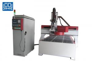 China Wooden Door X Y Z 3 Axis Cnc Router Machine , Automatic Wood Engraving Machine on sale