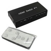 4 to 1 HDMI Switcher
