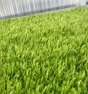 China 30mm 16800 Turfs Artificial Lawn Grass For Garden Man Made Balcony Planting on sale