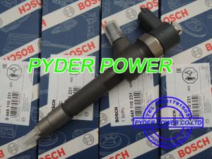 China BOSCH INJECTOR 0445110231 CHEVROLET 93342272 MWM-DIESEL 940704640034 VW 2P0130201 on sale