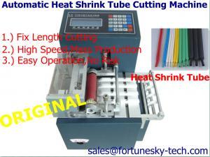 China Cortadora automática del tubo del encogimiento del calor LL-100 on sale