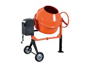 China Industry used electric 200L industrial cement mixer 900W 26 cement concrete mixer on sale