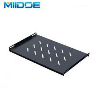 China Miidoe Tray For Server Rack Data Center Vented Shelf standard tray Optional specifications wholesale