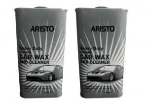 China Clear Auto Care Products Car Cleaning And Protection Silicone Wax Spray 473ml/tin on sale