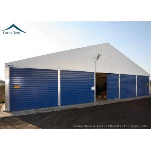 China Aluminum Alloy Structures Mountain Warehouse Pop Up Tent With Sandwich Sidewall on sale