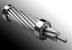 China Overhead ACSS / AW Transmission Conductor , High Temperature Conductors Anti Corrosion on sale