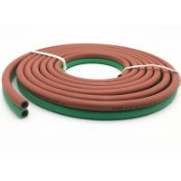 China Flame Resistant 1/4'' Twin Welding Hose, Grade RM Oxy-acetylene Hose on sale