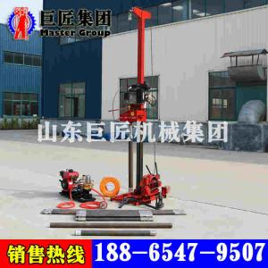 China QZ-3 portable geological engineering drilling rig for standard crossing earth sampling and cone penetration on sale