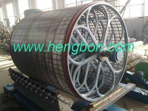 China Molde do cilindro para a máquina da factura de papel on sale